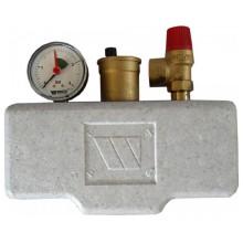 Группа безопасности Watts котла KSG 30/20M ISO до 100 кВт